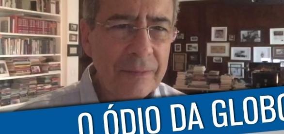 Paulo Henrique Amorim diz que chacina é culpa da Globo - Google