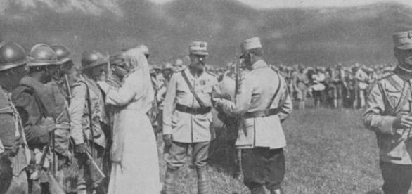 Provincia a fost obligată să mobilizeze în armata ţaristă aproape 300 mii de bărbaţi