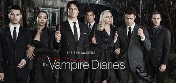 The Vampire Diaries - Foto promocional season 8