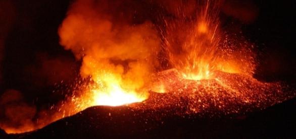Campi Flegrei mostra sinais de que está prestes a produzir uma erupção