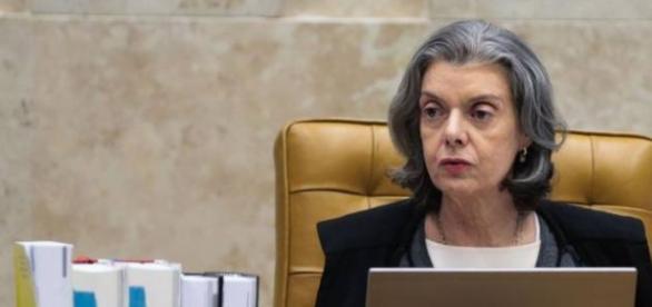 Cármen Lúcia: presidente STF homologou as delações da Odebrecht após a morte do relator do caso no STF, ministro Teori Zavasck.