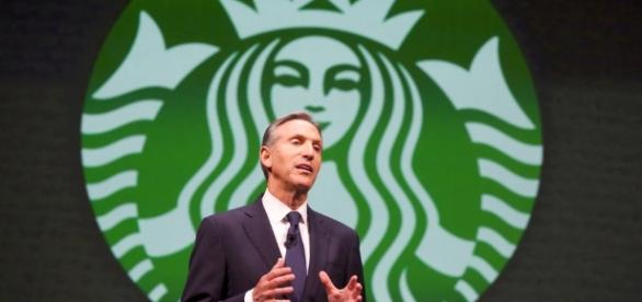 CEO da Sturbucks anuncia 10.000 contratações