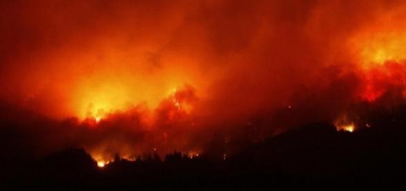 Chile es el país sudamericano con más focos de incendios activos
