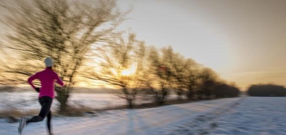 Eiszeit: Was du beim Joggen im Winter beachten solltest ... - beatyesterday.org