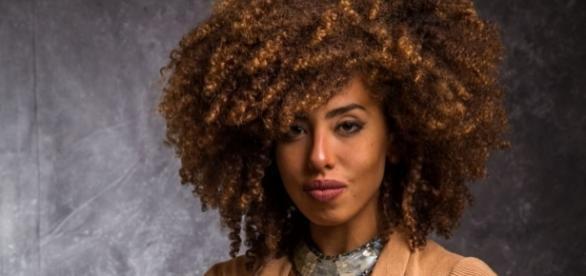 Gabriela Flor deverá ser eliminada por causa do racismo.