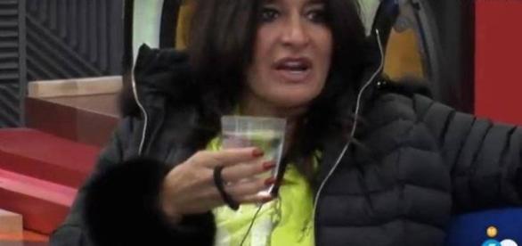 GH VIP 5: La broma de mal gusto de Elettra a Aida. ¿Merece una ... - elconfidencial.com