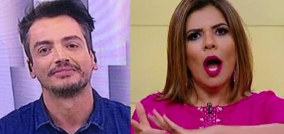 Léo Dias e Mara Maravilha - Google