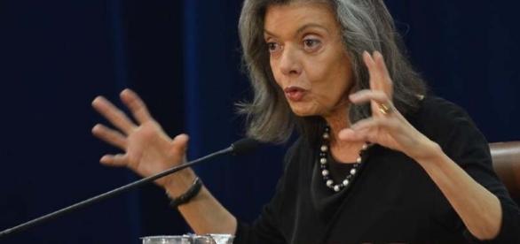 Cármen Lúcia acaba de homologar a 'lista do fim do mundo'