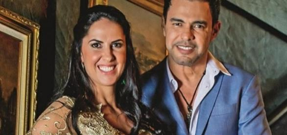 O cantor divulgou que em poucos meses estará morando junto com Graciele na mansão que está sendo reformada especialmente para receber a moça