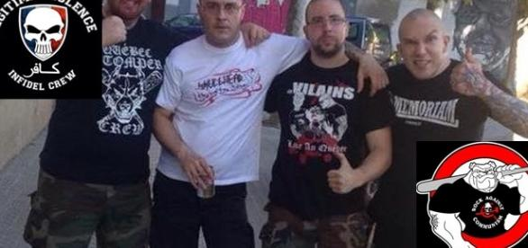 Peu après l'attentat de la mosquée de Québec, le groupe Légitime violence a diffusé un clip sur sa page Facebook