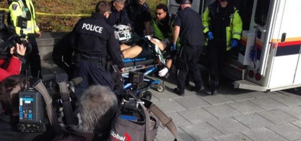 Tiroteo en el Parlamento de Canadá deja dos muertos