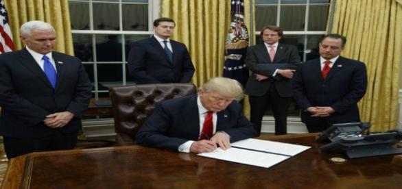 Trump segue causando polêmica nos EUA