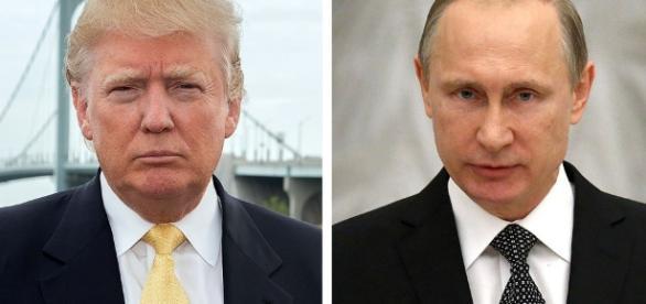 URGENT- Donald Trump et Vladimir Poutine favorables à une ... - ferloo.com