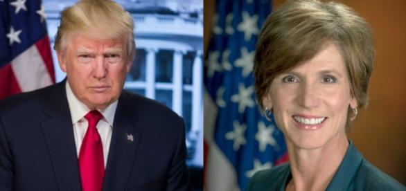 Usa, Sally Yates licenziata da Donald Trump