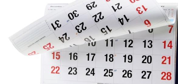 Calendário do FGTS para o ano de 2017