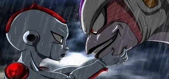 Dragon Ball Super: Kuriza el hijo de Freezer