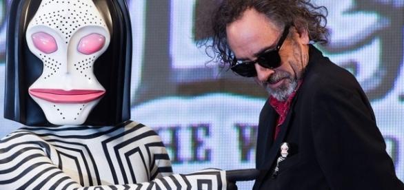 El extraño mundo de Tim Burton llegará a México en 2017 - isopixel.net