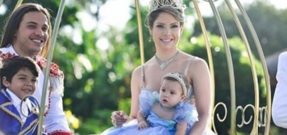 Esposa de Safadão fala sobre suposta inseminação artificial