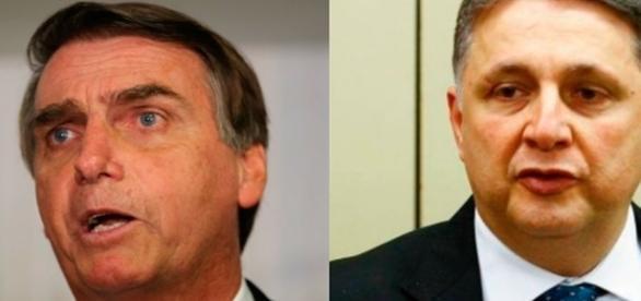 Garotinho mostra-se desmotivado com a intenção de Jair Bolsonaro ir para o seu partido, PR.