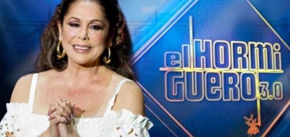 Isabel Pantoja pone fin a su silencio en El Hormiguero - tribunasalamanca.com