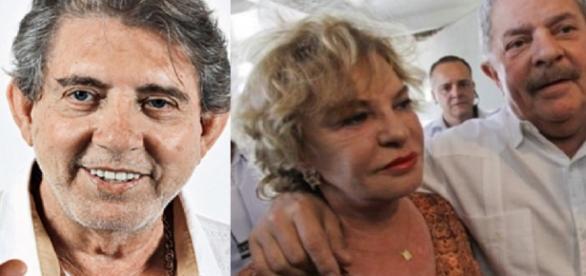 João de Deus e Marisa Letícia - Google