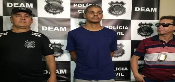 Motorista atacava e violentava passageiras em Goiânia.