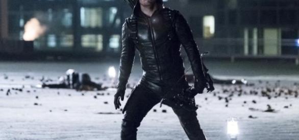 Oliver y su team arrow volvieron a lo grande