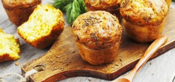 Ricetta muffin salati senza farina - Non sprecare - nonsprecare.it