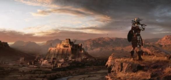 Screenshot do trailer de Conan Exiles (Fonte: YouTube)