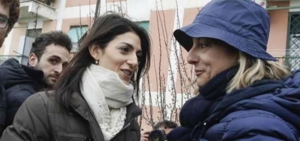 Secondo Roberta Lombardi ci sarebbe Marra dietro la congiura contro De Vito per favorire Raggi