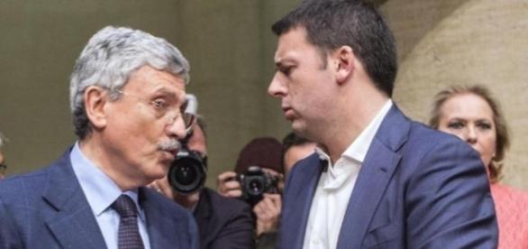 Sondaggi: La 'cosa di sinistra' di D'Alema sopra il 10%, un bel problema per Renzi