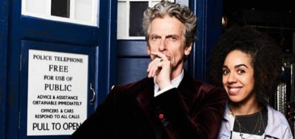 Tenth 'Doctor Who' series is Twelfth Doctor's and Steve Moffatt's last rodeo. / Photo from 'Flipboard' - flipboard.com