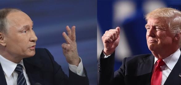 Trump admire Poutine parce qu'il incarne ce que lui aspire à ... - slate.fr