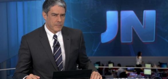 Bonner se ausenta do Jornal Nacional - Google
