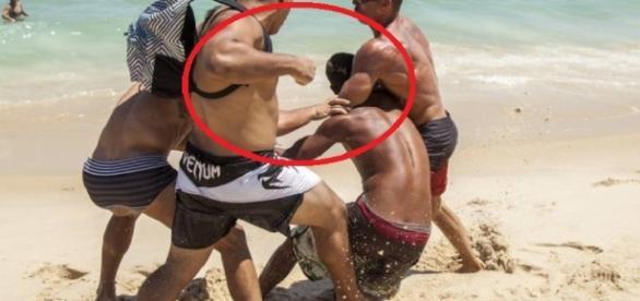 Crime em praia repercute muito