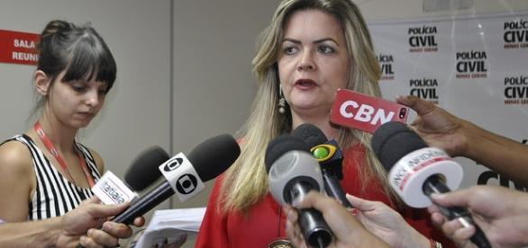 Delegada Elizabeth de Freitas fala da importância da denúncia