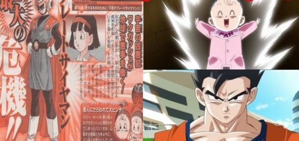 Dragon Ball Super. episodio 74: el regreso de Gohan místico