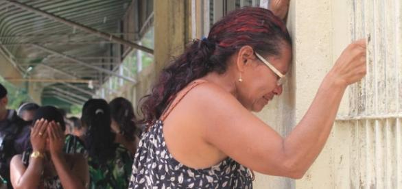 Familiares denunciam agentes penitenciários por suborno