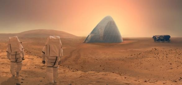 Future Mars Residents Might Live in Ice Houses | Inverse - inverse.com