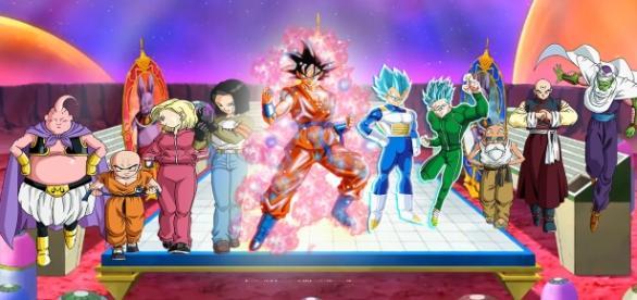 Goku es el más fuerte del equipo