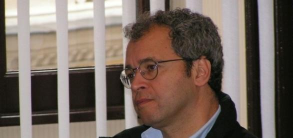 Il direttore del TgLa7, Enrico Mentana