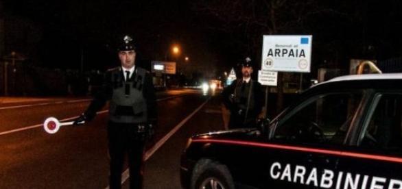 Infracțiunea a avut loc în Arpaia, Italia