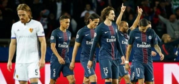 Ligue des champions, PSG-Bâle (3-0) : revivez la victoire ... - leparisien.fr