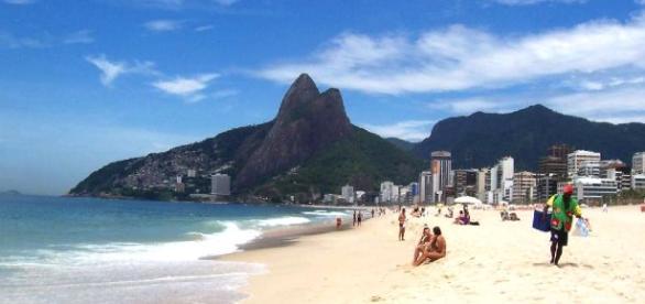 Praia de Ipanema, o pôr do sol mais bonito do Rio de Janeiro