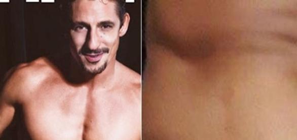 Vazam possíveis nudes de ator da Rede Globo (foto: site Ego)