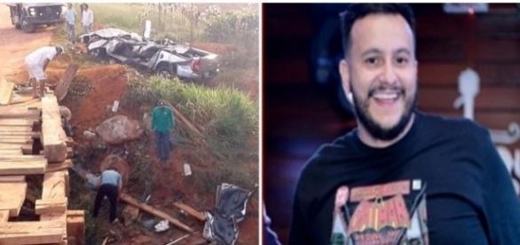 Cantor sertanejo morre em acidente
