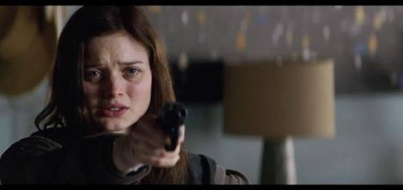Leila, ex de Christian vai ameaçar a vida de Anastasia