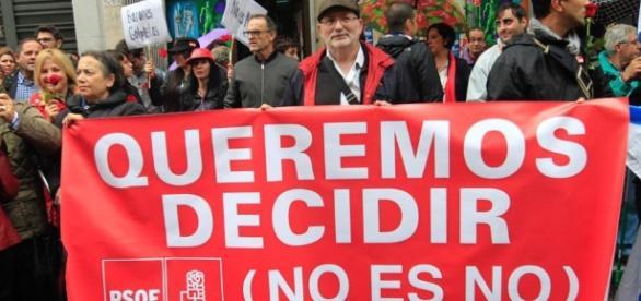 El peso del PSOE en la gobernabilidad