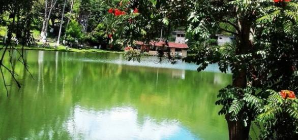 Laguna de Guelatao. Mitzi Vera