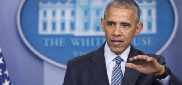 Obama deroga la ley ¨Pies secos, pies mojados¨